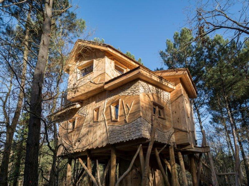 Center Parcs Le domaine du bois aux daims Tourisme aux alentours du camping du Futur  # Le Domaine Du Bois Aux Daims